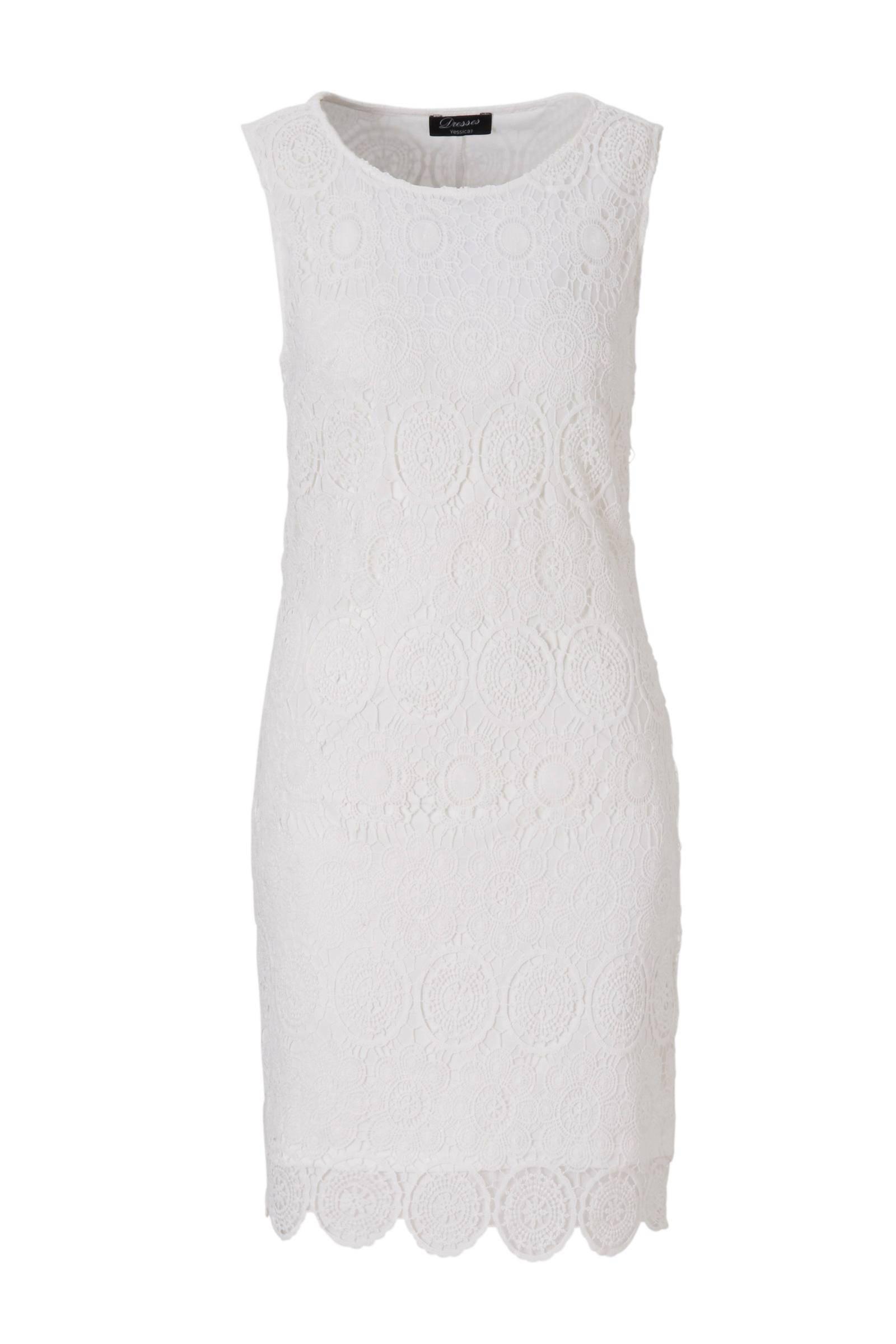 0f54ec8d937 C&A Yessica kanten jurk | wehkamp