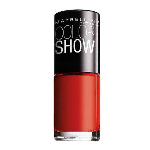 Maybelline Color Show nagellak - 352 downtown red