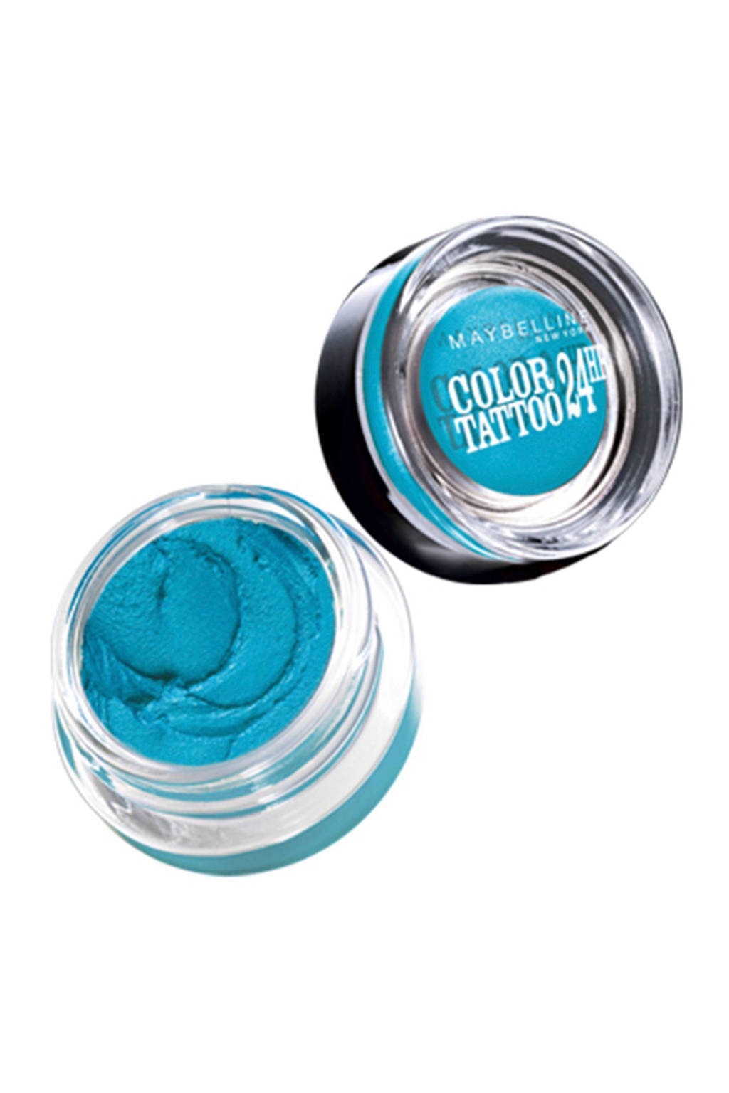 Maybelline Eye Studio Color Tattoo Oogschaduw 20 Turquoise Forever