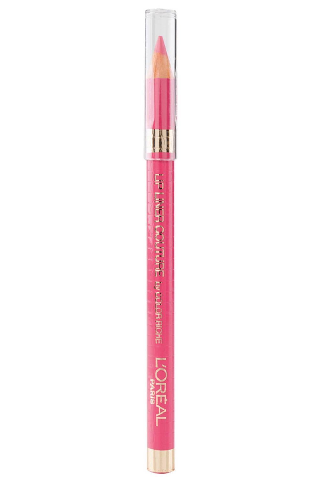 L'Oréal Paris Color Riche Couture 285 Pink Fever - lippotlood