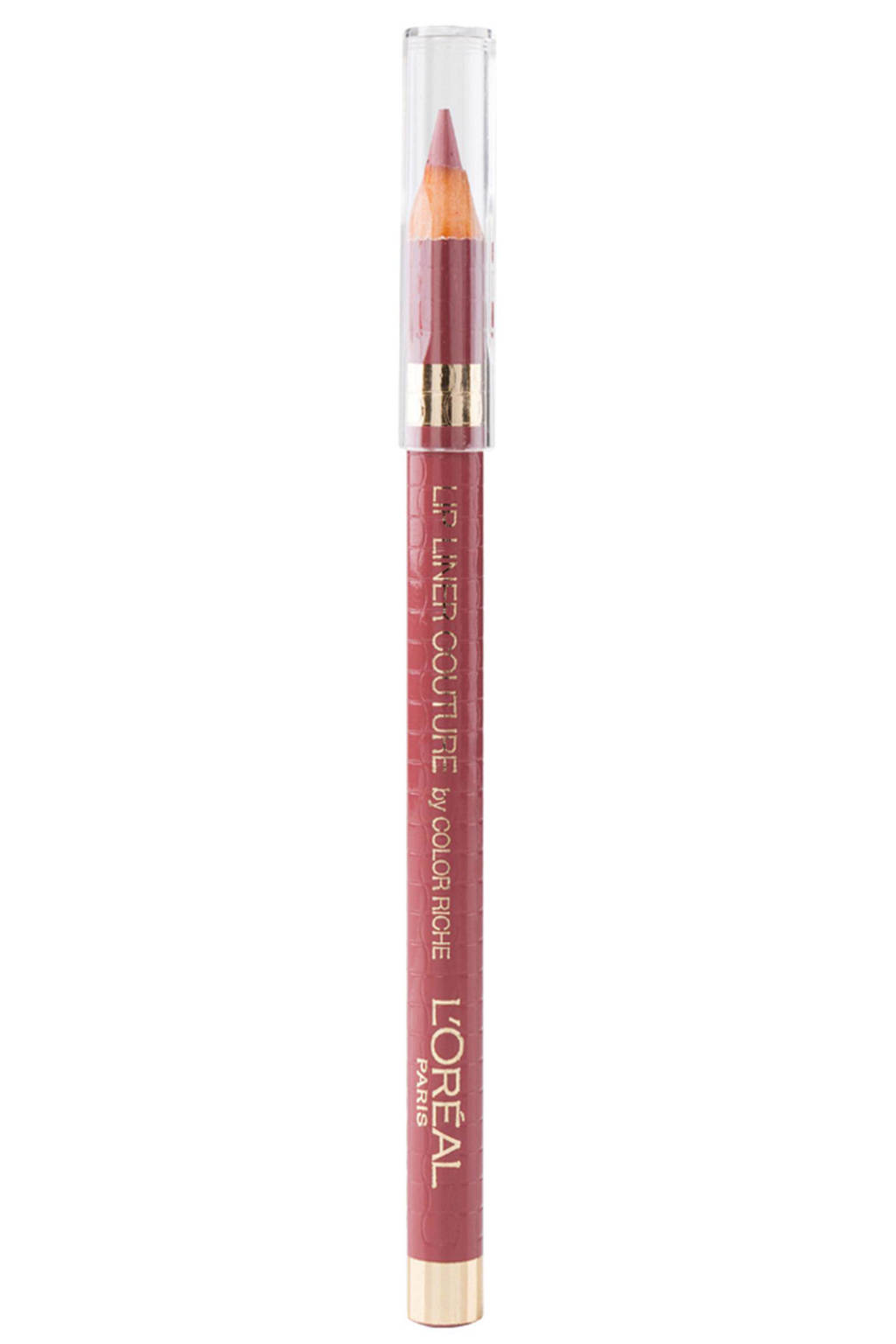 L'Oréal Paris Color Riche Couture 302 Bois de Ros - lippotlood, 302 Bois de Rose