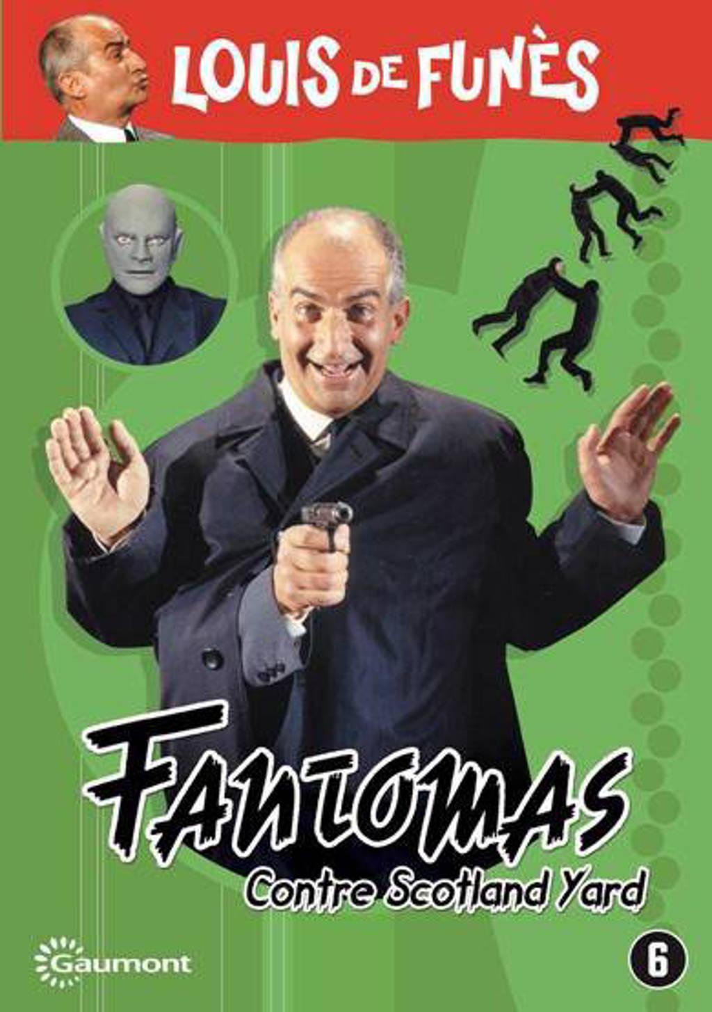 Fantomas contre Scotland Yard (DVD)