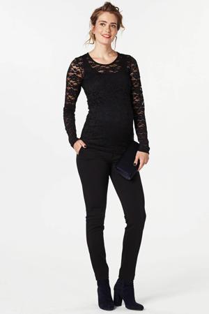 zwangerschaps pantalon zwart