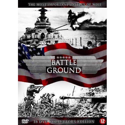 Battleground compleet (DVD) kopen