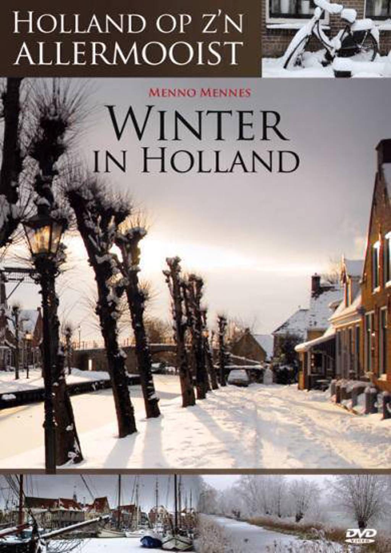 Holland op zijn allermooist - Winter in Holland (DVD)