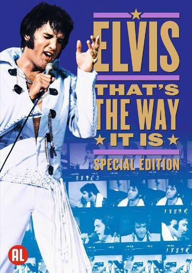 Elvis - That's the way it is (DVD)