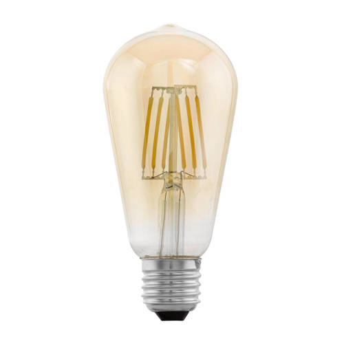Eglo LED-lamp E27 Amber 4W Ø64mm