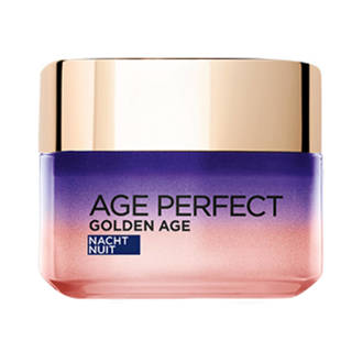Skin Expert Age Perfect Golden Age nachtcrème - 50 ml