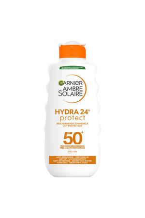Ambre Solaire hydraterende zonnebrand SPF 50+ - 200 ml