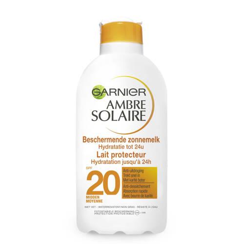 Ambre Solaire hydraterende zonnebrand SPF 20 - 200 ml kopen