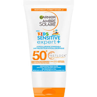 Ambre Solaire Reisformaat Kids zonnebrand SPF 50+ - 50 ml