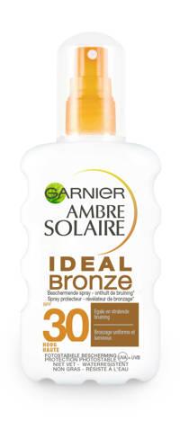 Ambre Solaire Ideal Bronze zonnebrand spray SPF 30 - 200 ml