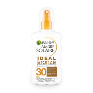 Ambre Solaire Ideal Bronze zonnebrand spray SPF 30 - 200 ml
