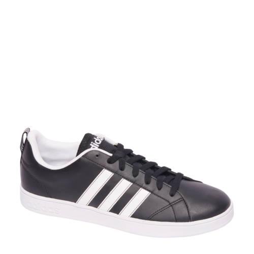 Vs Advantage Sneakers Zwart-Wit Heren. Size 41