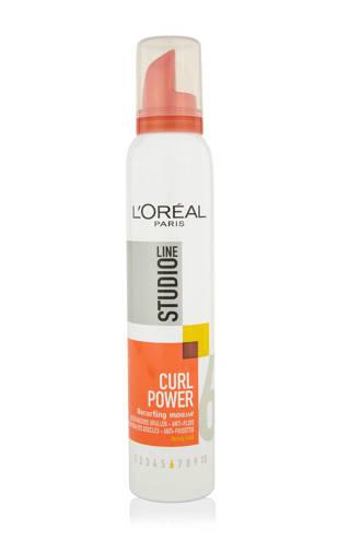 Studio Line Studio Line Essentials Curl Power Recurling haarmousse - 200 ml