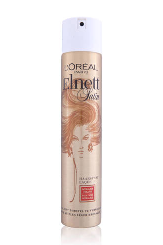 Elnett Satin Normale Fixatie haarlak - 300 ml