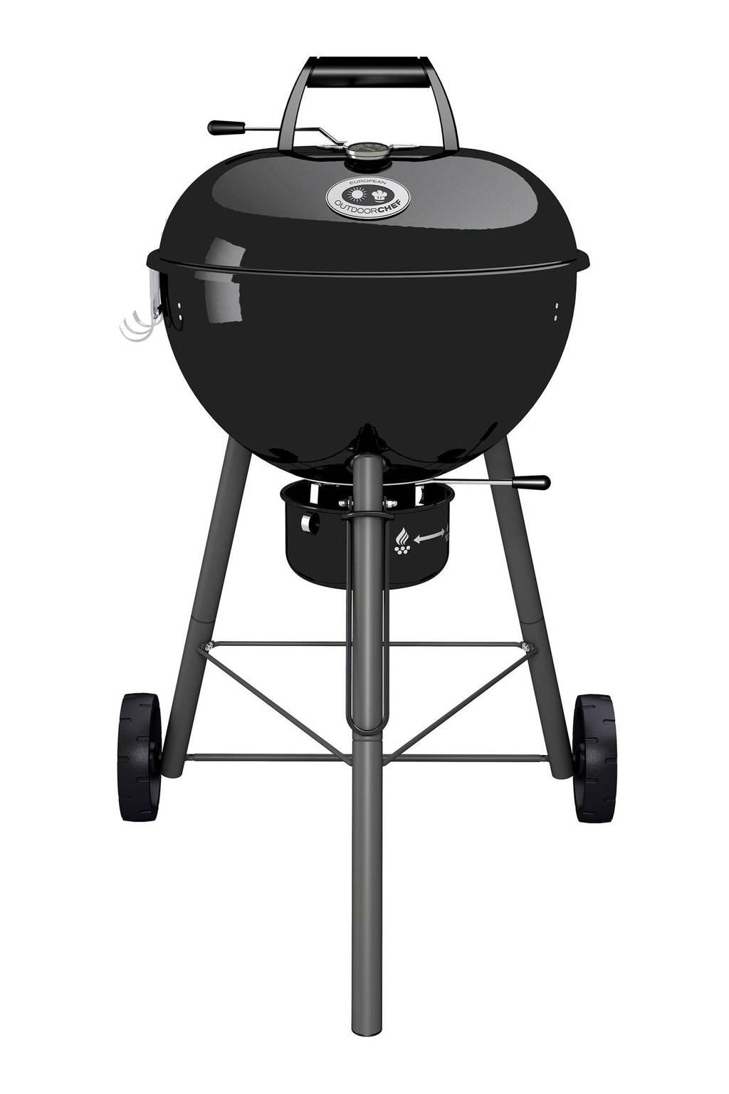 Outdoorchef Chelsea 480 C houtskoolbarbecue, Zwart