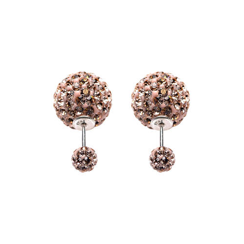 Karma zilveren oorstekers - 11004 kopen