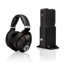 RS 185 draadloze over-ear koptelefoon zwart