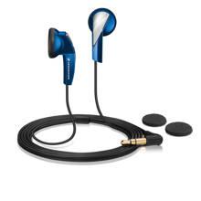 MX 365 in ear koptelefoon blauw