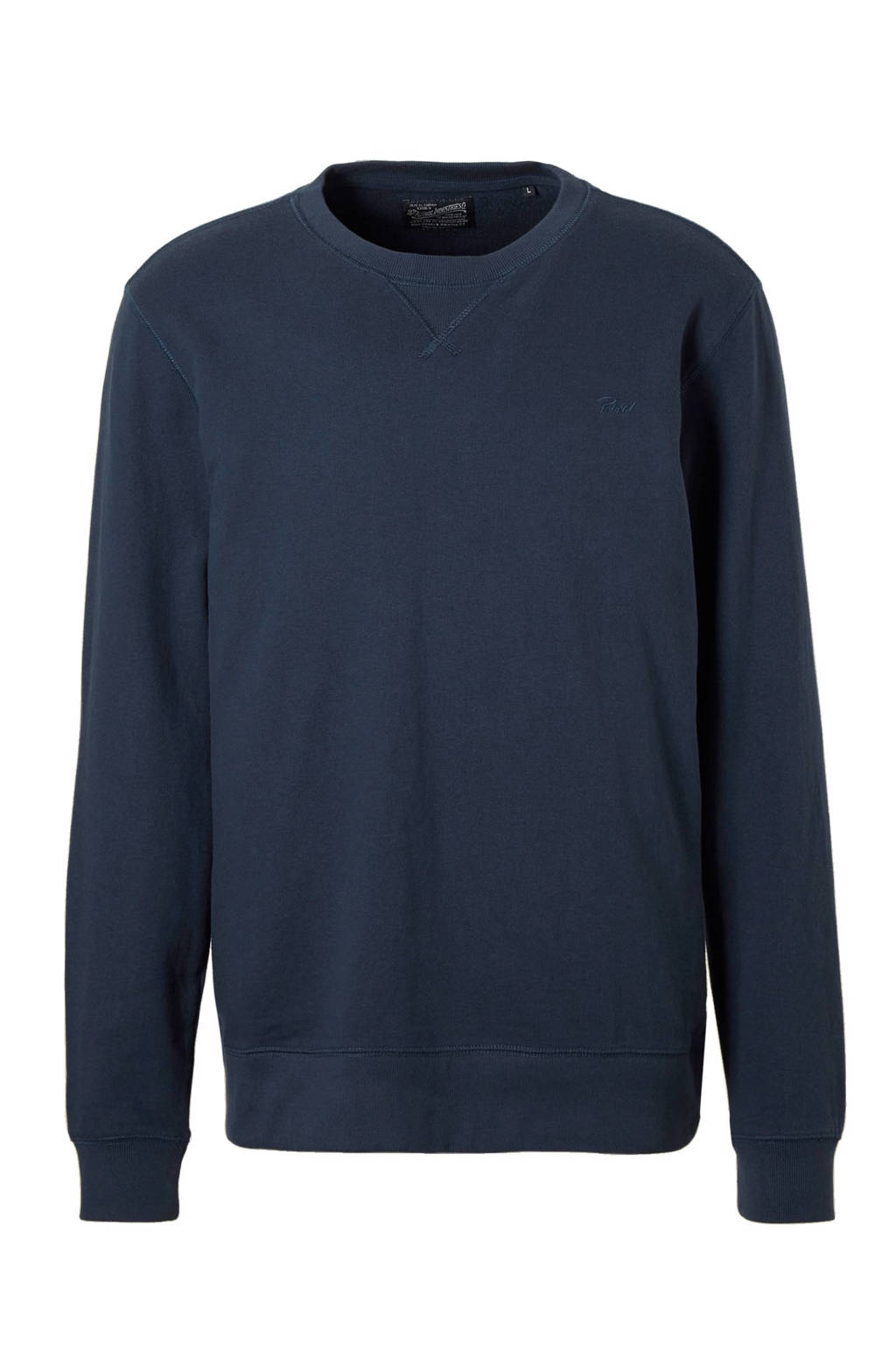 Petrol Industries sweater, Blauw