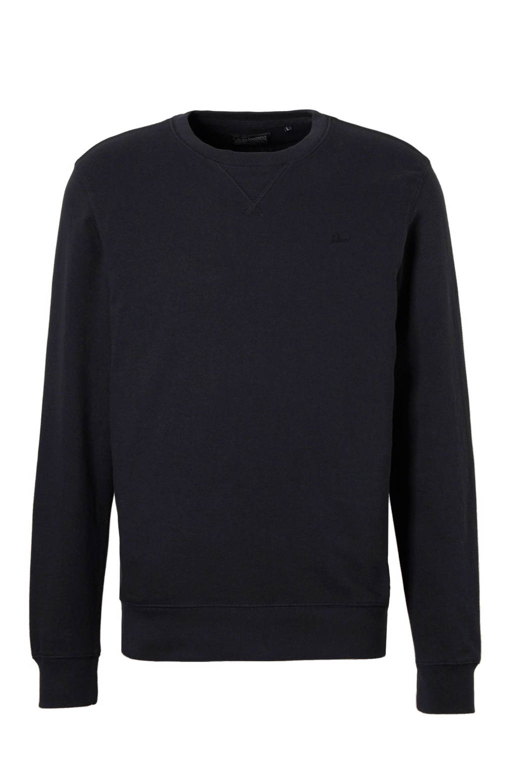Petrol Industries sweater, Donkerblauw