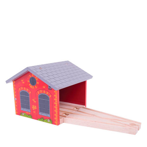 Big Jigs houten remise kopen