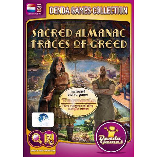 Sacred almanac - Traces of greed (PC) kopen