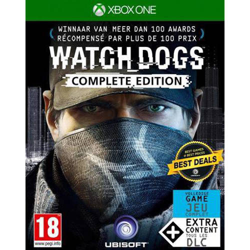Watch dogs - Complete (Xbox One) kopen