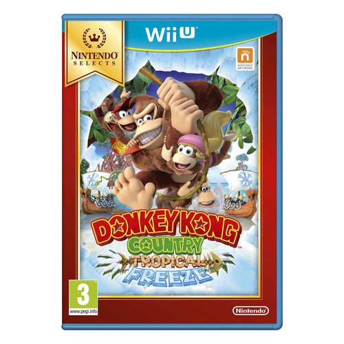 Donkey Kong Country Tropical Freeze (Nintendo Wii U) kopen
