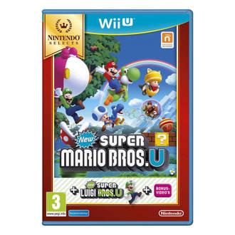 New super Mario Bros U + New super Luigi U (Nintendo Wii U)