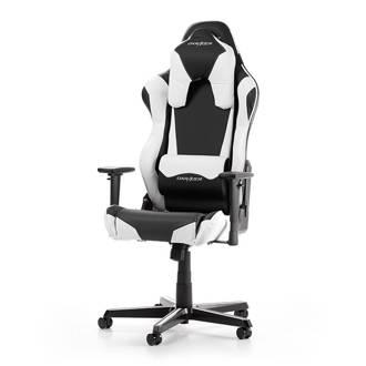 Racing Shield R1-NW gamestoel zwart/wit