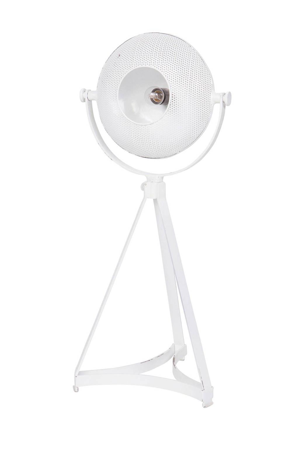 BePureHome tafellamp Blown, Wit