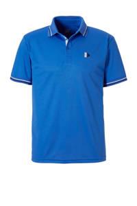 Donnay   sportpolo blauw, Blauw