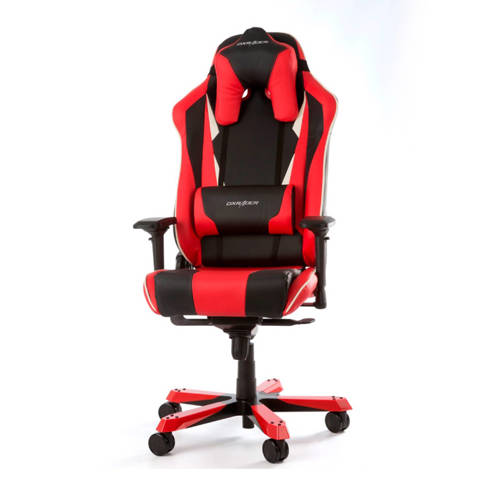 DXRacer Sentinel S28-NR gamestoel zwart/rood kopen