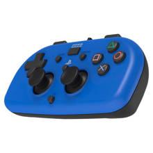 PlayStation 4 mini-wired gamepad blauw