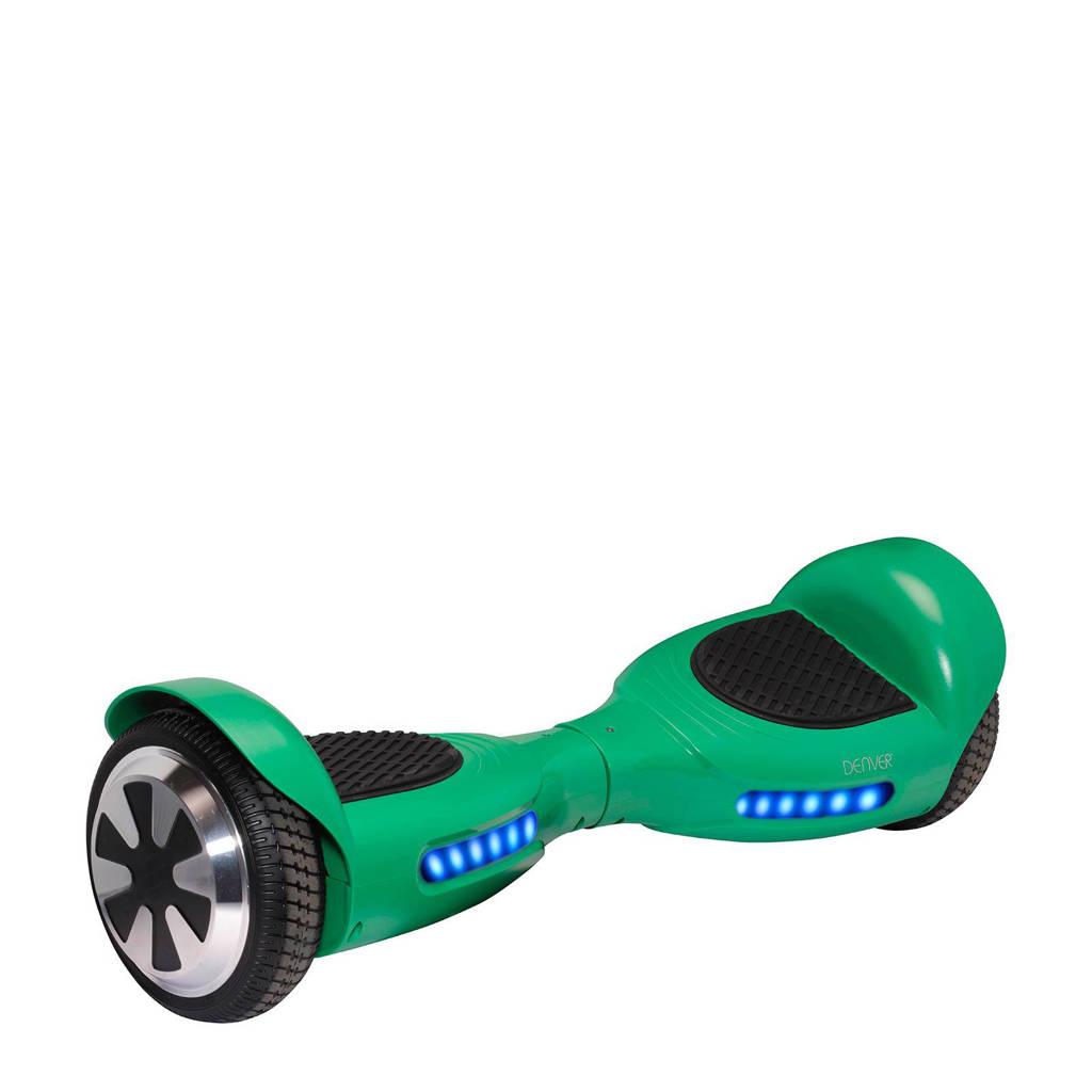 Denver DBO-6530 Hoverboard - groen, Groen