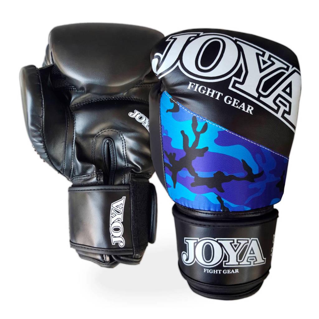 Joya bokshandschoenen Top One Camo 6 oz, Blauw