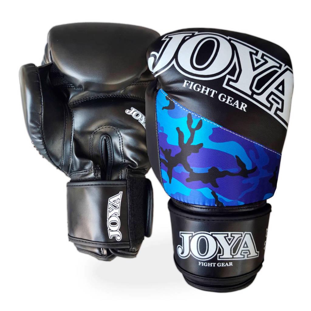 Joya bokshandschoenen Top One Camo 8 oz, Blauw