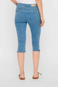VERO MODA 5-pocket capri jeans VMHOT light blue denim, Lichtblauw