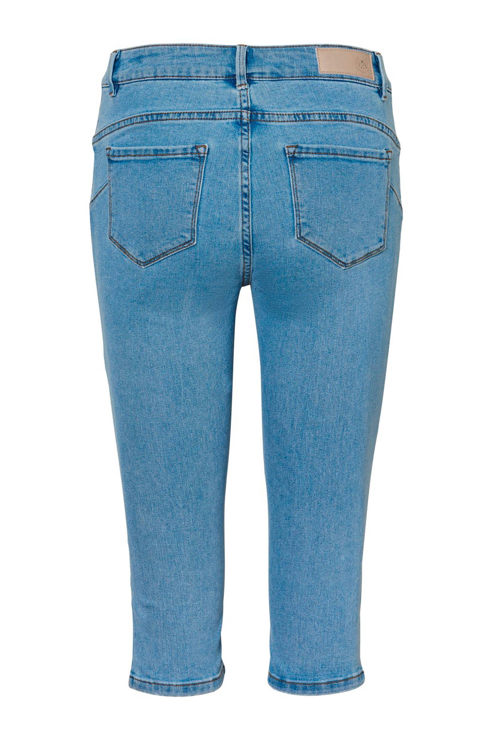5 pocket capri jeans