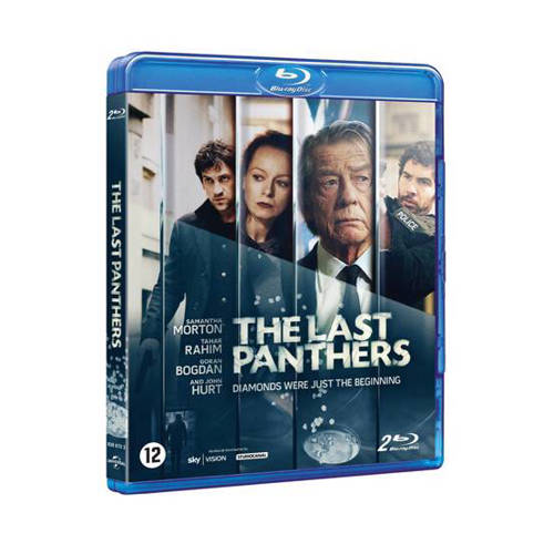 Last panthers - Seizoen 1 (Blu-ray) kopen