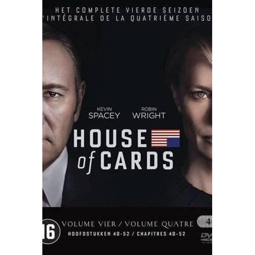 House of cards - Seizoen 4 (DVD) kopen
