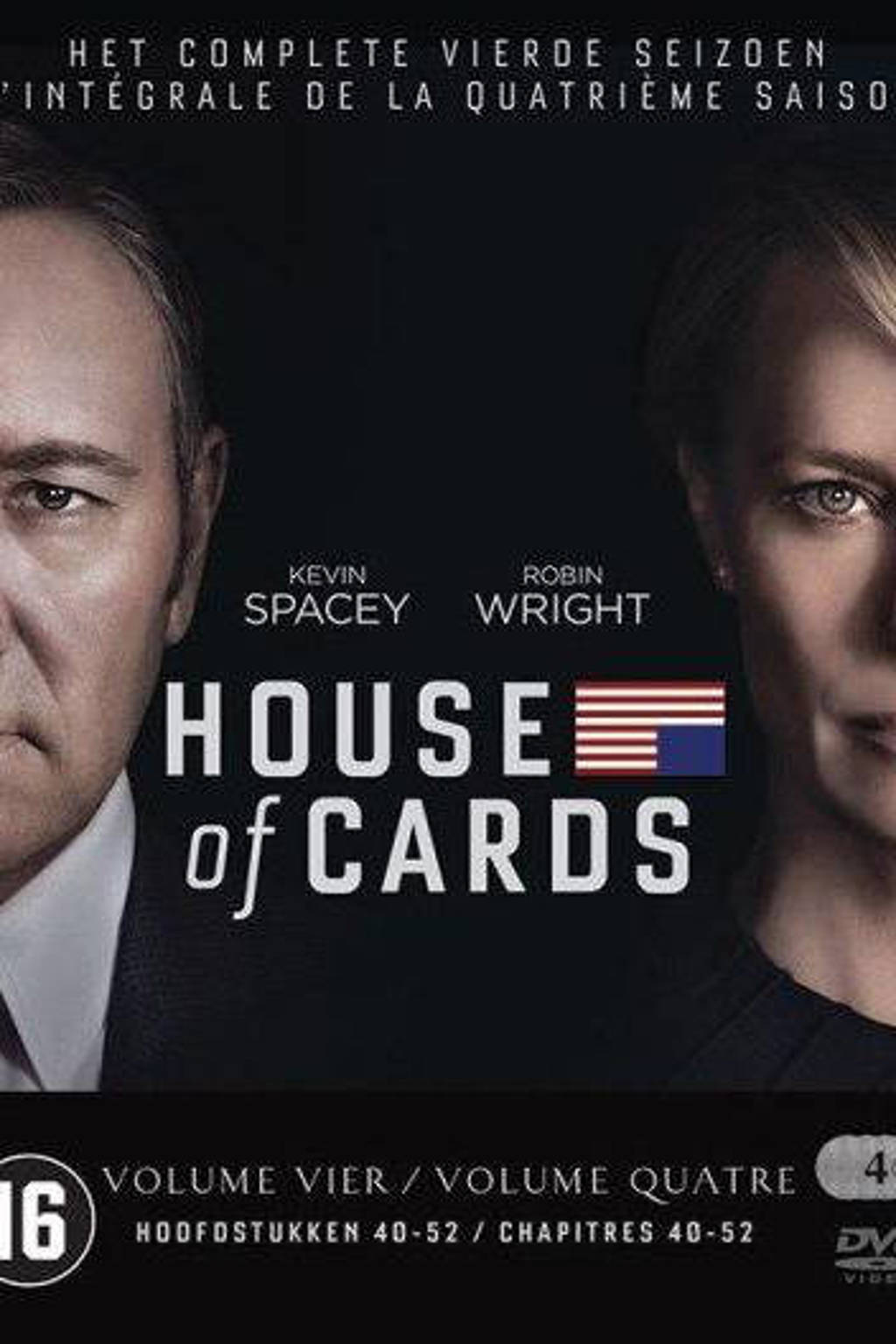 House of cards - Seizoen 4 (DVD)