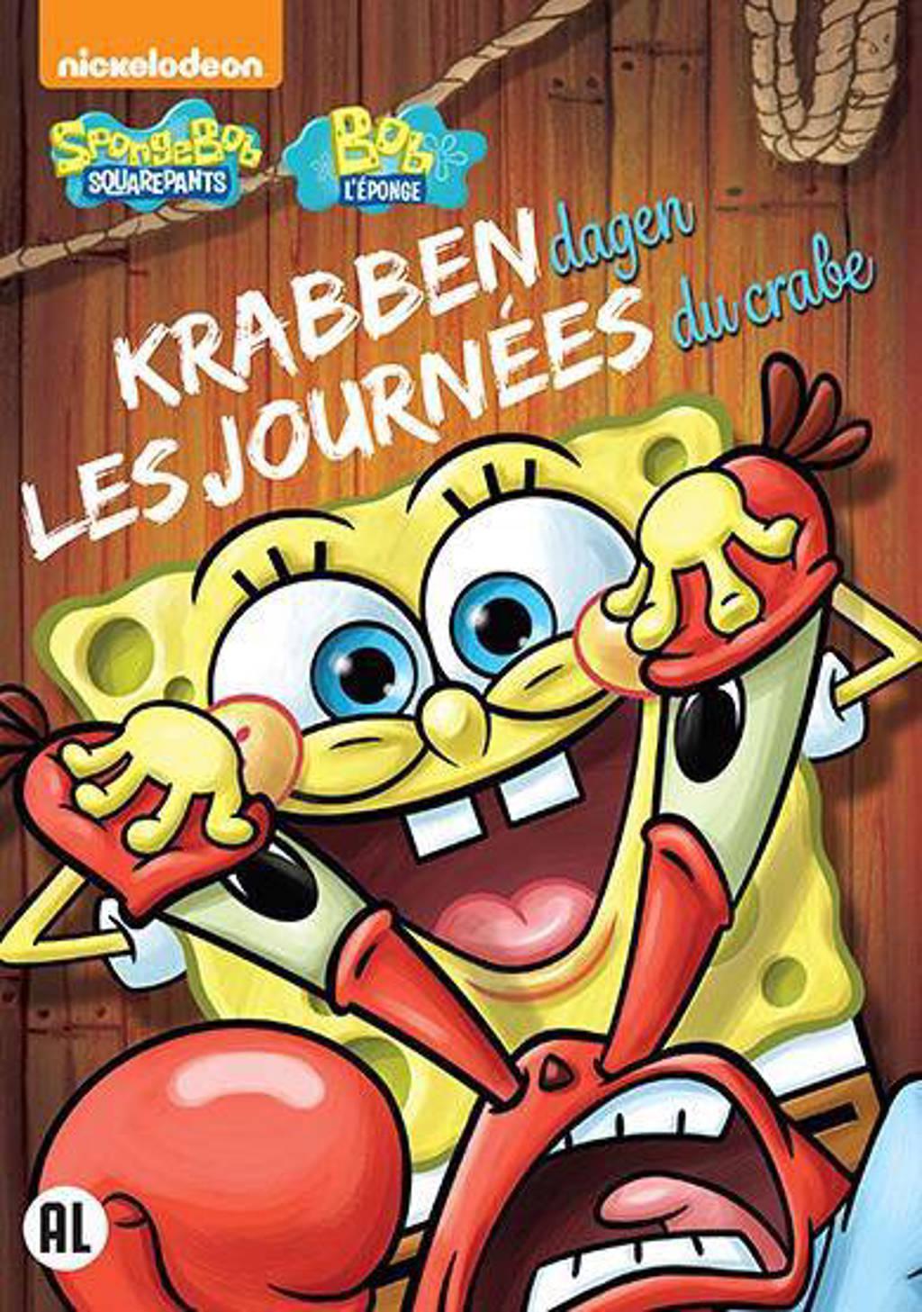 Spongebob - Krabben dagen (DVD)