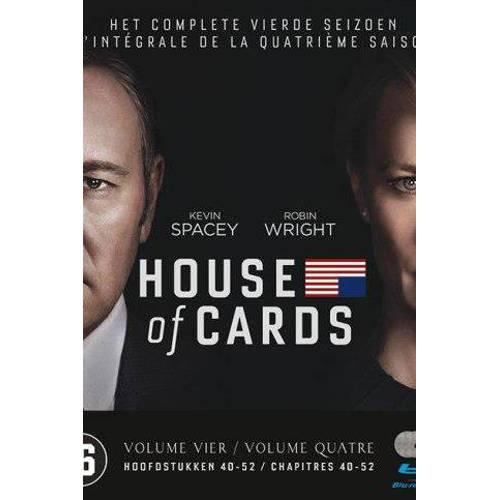 House of cards - Seizoen 4 (Blu-ray) kopen