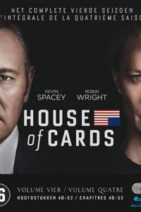 House of cards - Seizoen 4 (Blu-ray)