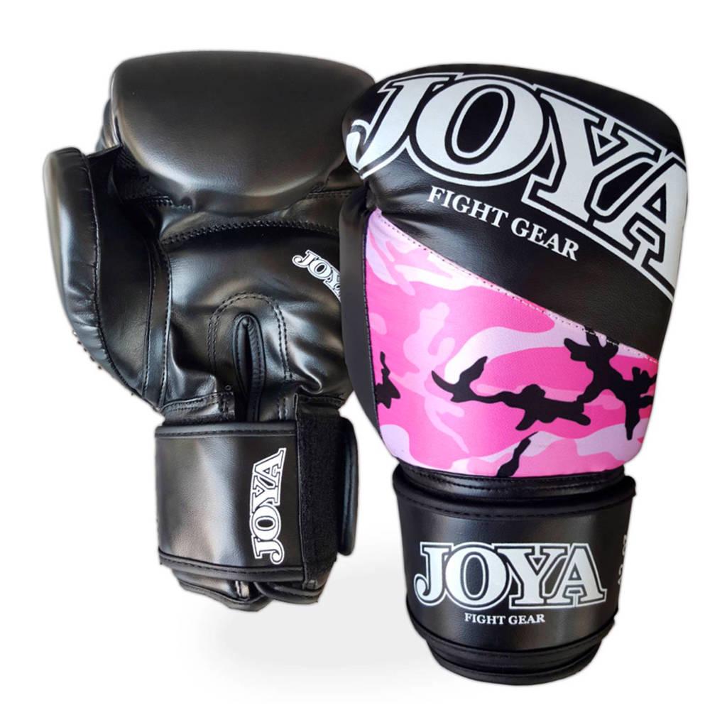 Joya bokshandschoenen Top One Camo 6 oz, Roze