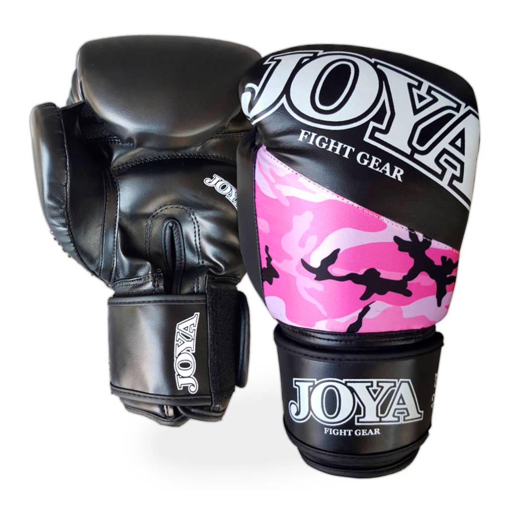 Joya bokshandschoenen Top One Camo 8 oz, Roze