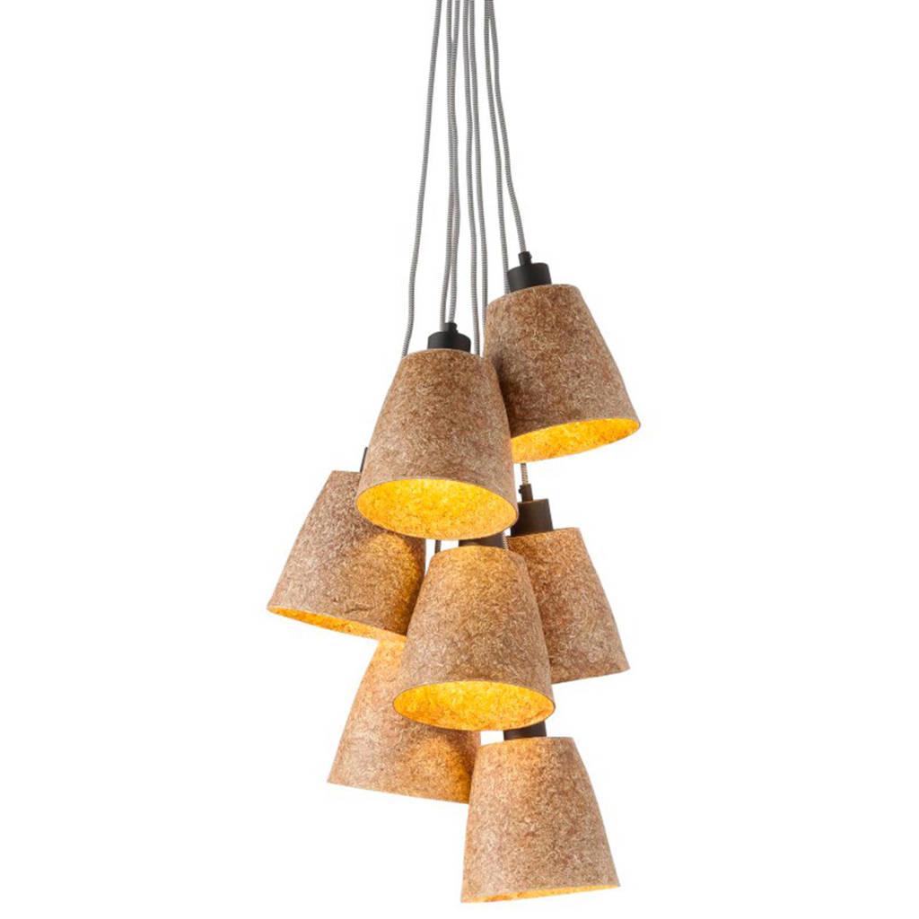 Good&Mojo hanglamp Sequoia, Bruin